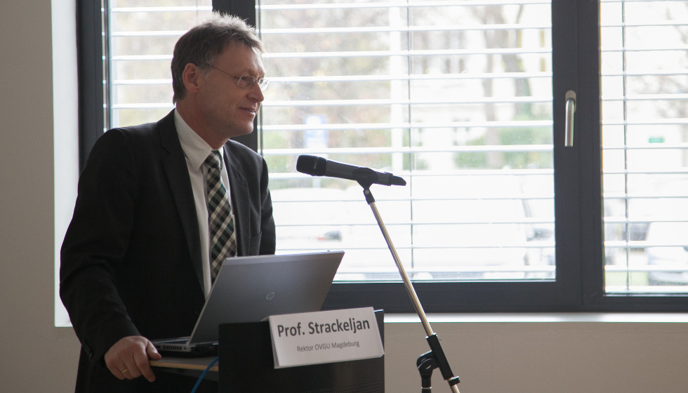 Rektor Prof. Strackeljan